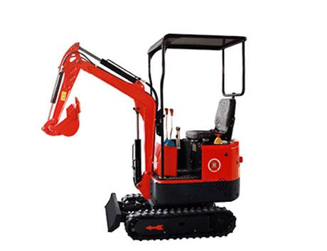0.9t小型挖掘机