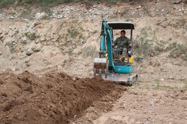 提高小型挖掘机挖掘效率的几种方法