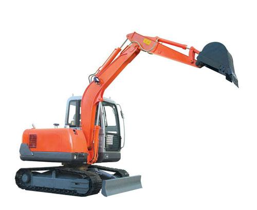 小型挖掘机的控制系统