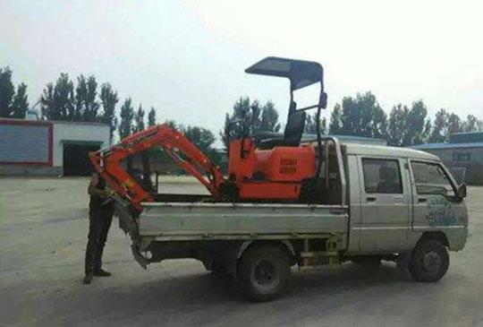 江苏淮安从公司采购小型挖