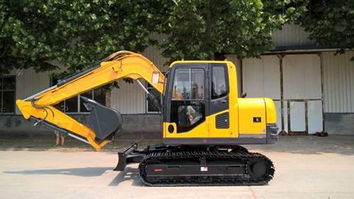 小型挖掘机维修措施改进及安全管理